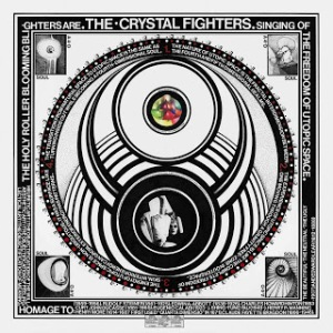 Crystal Fighters - CAVE RAVE (artwork)
